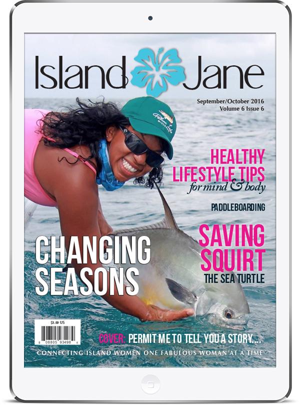 Island Jane Magazine September-October 2016