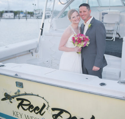 A Wedding in the Keys