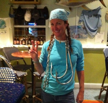 Lynn Bell: December's Island Jane