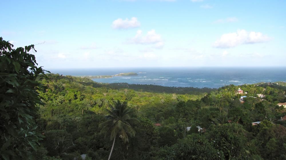 Top of Grenada