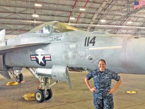 Melissa Foster ATAN  US Navy