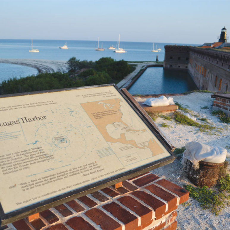 The Dry Tortugas: A Magical Place