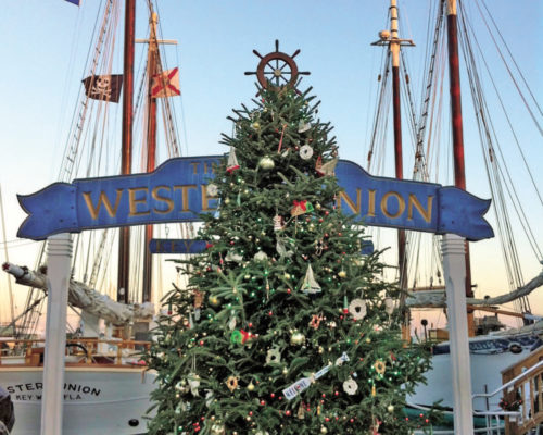 I'll Have a Blue Christmas Without Key West…