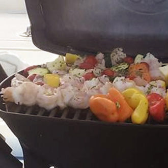 GRILLING: A Healthy Start to a New Year