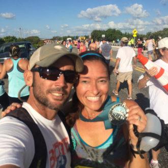 Seven Mile Bridge Run – My Longest Run Ever…