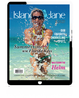 Island Jane Magazine July-August 2016