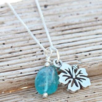 Island Jane Signature INSPIRE Charm Necklace