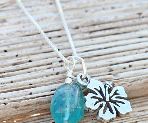 Island Jane Signature INSPIRE Charm Necklace