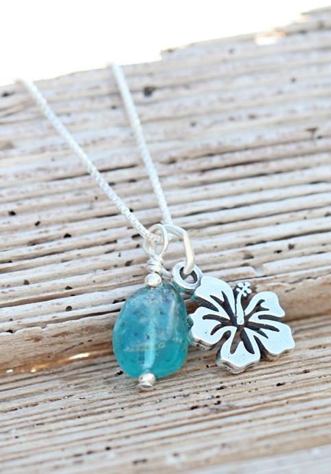 Island Jane's INSPIRE-Charm-Necklace