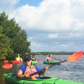 Paddling For Stress Relief: Connecting the Mind & Nature
