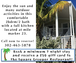 Vacation Rental in Venture Out Cudjoe Key